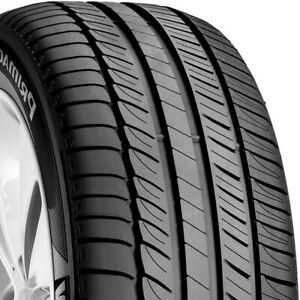 2 New Michelin Primacy Hp 255 45r18 99y High Performance Tires