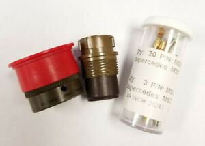Circular Mil spec Connector Plug With Contacts Ms3126f14 19s