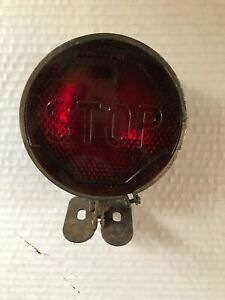 Vintage Original 1930 40 s Stop Light