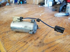 Gm Power Seat Motor Buick Chevrolet Cadillac Oldsmobile