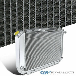79 93 Ford Mustang 3 row Manual Transmission Aluminum Cooling Racing Radiator