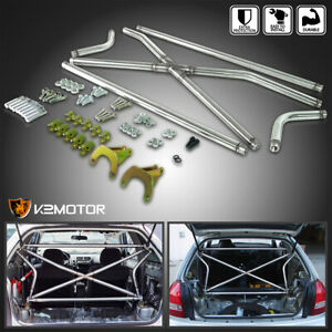 For Honda 96 00 Civic Cx Dx 3dr Hatchback Ek9 Jdm Racing Rear Strut Cross Bar