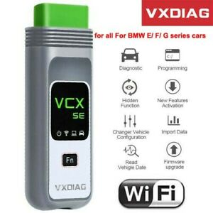 Vxdiag Vcx Se Obd2 Diagnostic And Programming Tool With V2019 12 Software Hdd