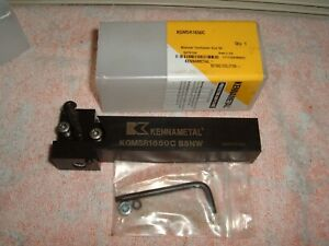 Kennametal Beyond Cut off Tool Holder 6 Oal Kgmsr1650c Parting Grooving New A