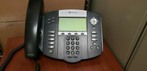 Used Polycom Ip 550 Sip Soundpoint Phone