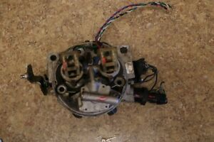 1987 1991 Chevrolet Gmc Pickup Tbi Throttle Body Assembly 5 7l 17087162
