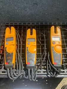 Fluke T5 600 Voltage Continuity Current Tester 3 Available