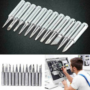 12pcs Soldering Iron Tips 900m t For Hakko 936 937 928 Soldering Station T Sa hh
