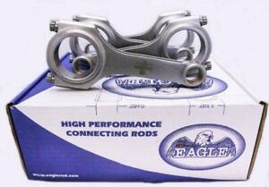Eagle H beam Connecting Rods Chevrolet Small Block Crs5700b3d