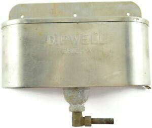 Dipwell Ice Cream Dipper Well Stainless Steel 10 Erie Pa