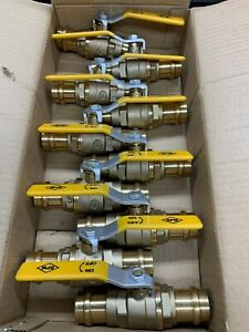 10 3 4 Everflow Propress Ball Valves Pro Press New In Box