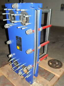 Alfa Lavel Gasketed Plate And Frame Heat Exchanger 52162