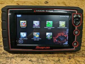 Snap On Modis Edge Scanner Fully Updated 20 2 Domestic Asian Euro Lab Scope Dvom