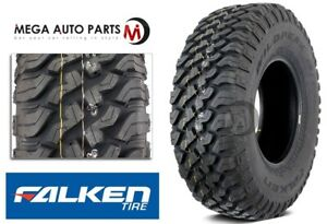 1 Falken Wildpeak M T01 Lt315 75r16 E 127 124q Mud Terrain Truck Off Road Tires