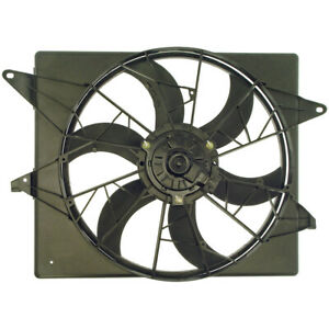 For Ford Thunderbird Mercury Cougar 1994 1997 Dorman Cooling Fan Assembly