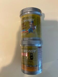 New Pc Products Pc woody Wood Repair Epoxy Paste Two part 12oz In Two Cans Tan