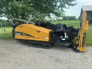 2018 Vermeer D23x30 S3 Directional Drill 1 300 Hours Locating mixing System