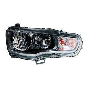 New Aftermarket Passenger Side Front Head Lamp Assembly 8301c362 Capa