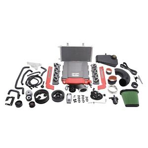 Edelbrock 1570 E force Stage 1 Street Systems Supercharger Fits 14 16 Corvette