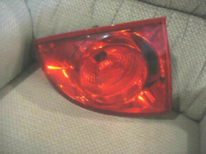 07 08 09 10 Pontiac G5 Tail Light Left Driver 2007 2008 2009 2010