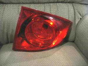 07 08 09 10 Pontiac G5 Tail Light Right Passenger 2007 2008 2009 2010