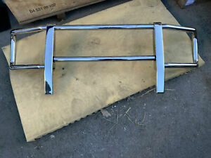 2013 2018 Mercedes Benz G63 W463 Front Chrome Grille Brush Guard Oem
