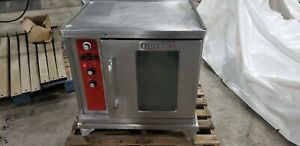 Blodgett Ctb ctbr 1 Half Size Electric Convection Oven 208v 3ph Used Works