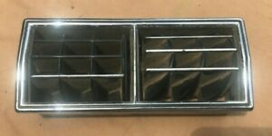 1969 1970 Center Ac Dash Vent Ford Mustang Fastback Coupe Grande Nice