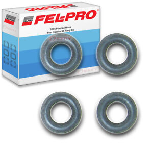 Fel Pro Fuel Injector O Ring Kit For 2005 Pontiac Wave Felpro Service Kits Xw