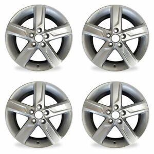 Set Of 4 New 17 Wheel For Toyota Camry 2012 2014 Oem Quality Factory Rim 69604