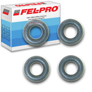 Fel Pro Fuel Injector O Ring Kit For 1985 1988 Cadillac Cimarron Felpro Bq