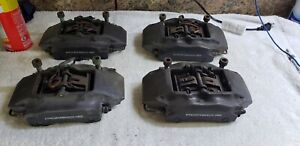 97 07 Porsche Boxster Oem Brembo Brake Caliper Set Front Rear With Pads