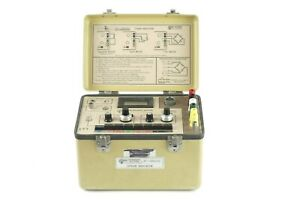 Instruments Division P 3500 Portable Strain Gauge Indicator Needs Calibration
