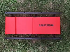 Craftsman Creeper No Wheels