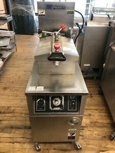 Reconditioned used Lgf f Gas Pressure Fryer Bk Industries