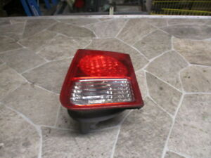2003 2005 Honda Civic Delsol Crx Right Passenger Side Rear Tail Light Oem Unit