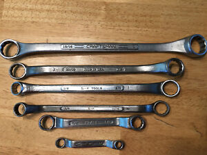 Offset Box Wrench Set Mix Of Brands S K Craftsmen Others