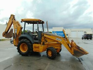 John Deere 310g 4wd Backhoe Fully Serviced And Work Ready 4x4