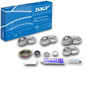 Skf Rear Axle Differential Bearing Seal For 1998 2000 Dodge Durango Kit Vq