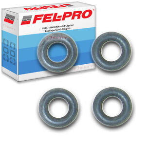 Fel Pro Fuel Injector O Ring Kit For 1994 1996 Chevrolet Caprice Felpro Od