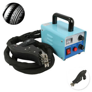 110v 400w Tire Groover Machine Tire Regroover Tyre Carving Machine With Blades