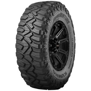 2 Lt285 75r16 Kumho Road Venture Mt71 126q E 10 Ply Bsw Tires