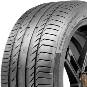 2 New Continental Contisportcontact 5 245 40r17 91w mo High Performance Tires