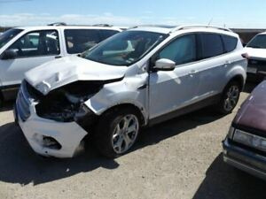 Driver Front Seat Bucket Electric Leather Fits 17 19 Escape 966472