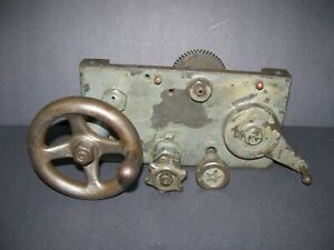 South Bend 30 Ab 9 Junior Series O Metal Lathe Carriage Apron Assembly