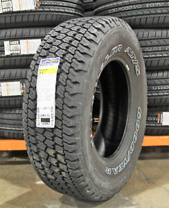 Set Of 4 New Goodyear Wrangler At s 265 70r17 Sl 113s Wl Tire 265 7017 265701