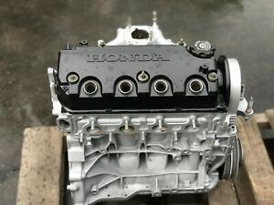 Rebuilt Honda D15b Shoc Non Vtec Engine For Honda Civic Del Sol No Core