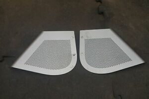 Set Footwell Speaker Grille Cover Panel Ad43 311a77 Aa Aston Martin Rapide 2014