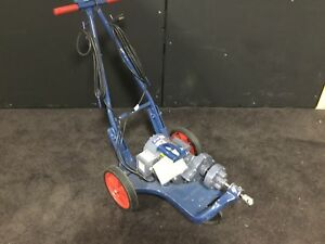 Electric Eel Model 1 2 Drain Cleaning Sectional Drive Unit New Demo Unit