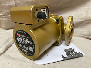 Bell Gossett Nbf 36 1 6 Hp Bronze Wet Rotor Potable Water Circulating Pump